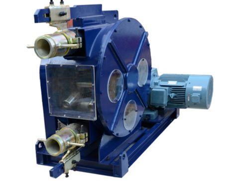 WH89-610C Squeeze Hose Pump for TBM