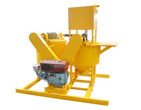 WMA300-650D cement mixer agitator