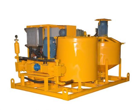 WGP500/700/100PI-E grout pump station for building and bridge repair
