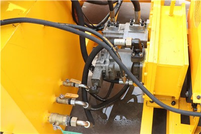 grout pump and mixer unit